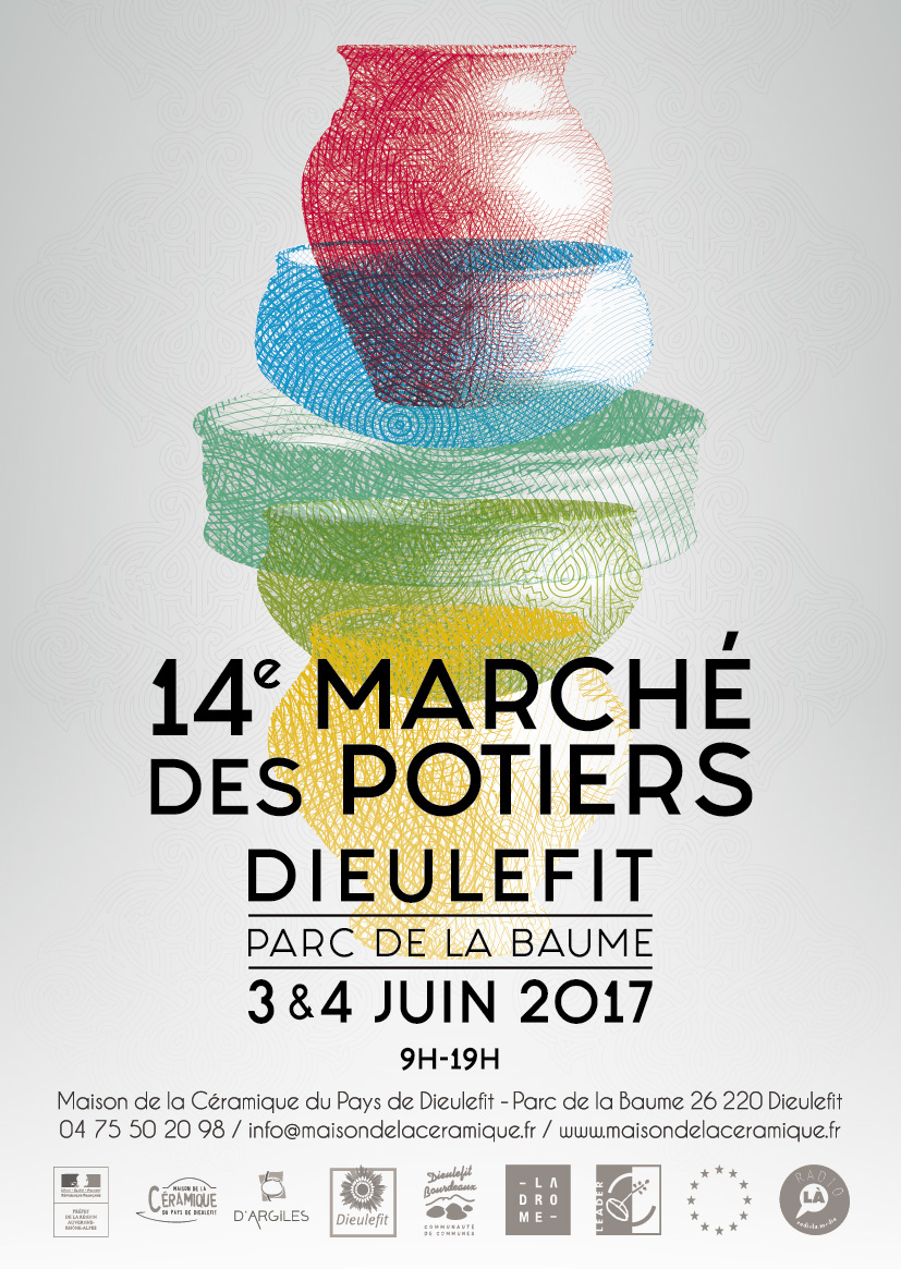 COM Marche des Potiers 2017 - DIEULEFIT