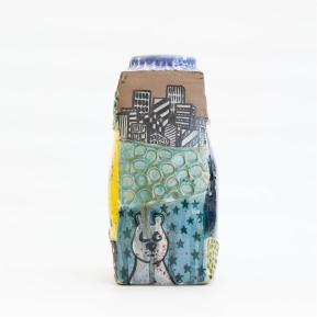 Vase Cube II 2018 (1)
